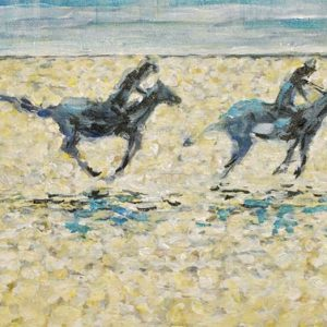 Galloping Horses, Happy Daze Series
