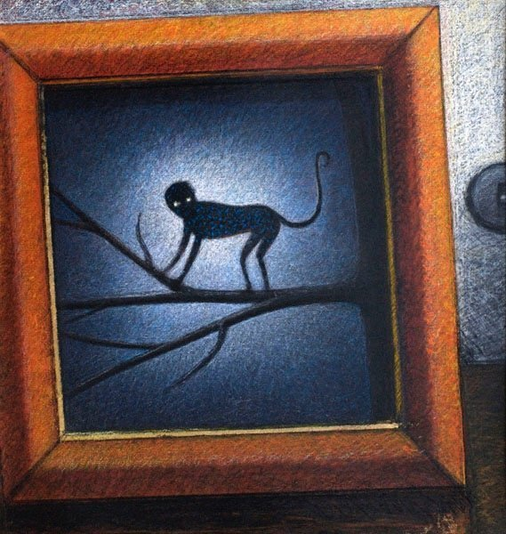 African_Collection_monkey_business_art_house_gallery_ireland